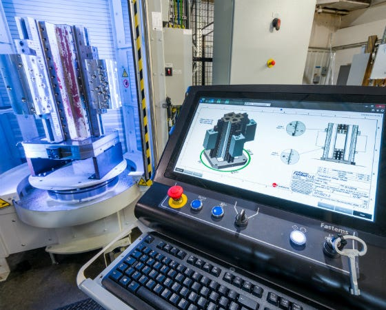 State-of-the-art manufacturing systems